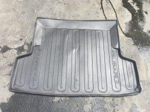 2016 WRX trunk mat