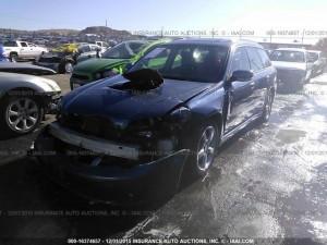 2005 Subaru Legacy GT Wagon LF