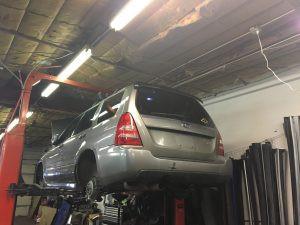 2006 Subaru Forester XT LR