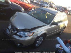 2008 Subaru Outback LF