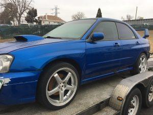 2004 WRX sedan LF