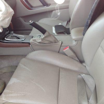 2005 Legacy GT Wagon seats