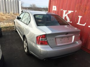2006 legacy sedan left right