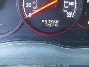 Subaru Legacy GT wagon ODO
