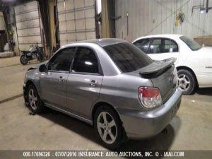 2007 Impreza 2.5i sedan LR
