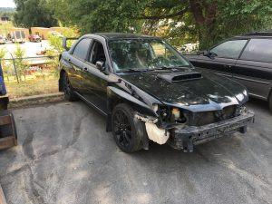 2007 WRX sedan right front