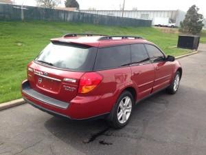 2005 Subaru Outback XT rr