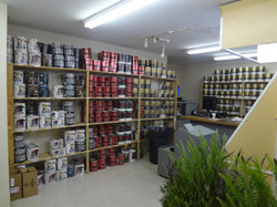 Griffin Lumber Paint Products