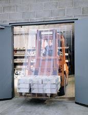 Summit Equipment, strip doors
