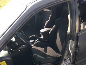 2005 Subaru WRX hawkeye interior