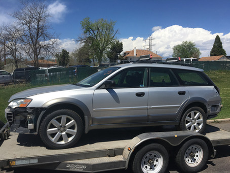 2006 Subaru Outback 2.5i Base complete part out 110k AT