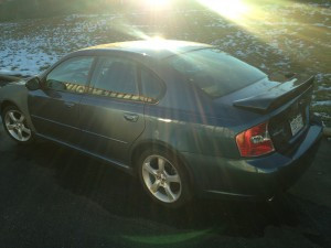 2005 Subaru Legacy GT LR