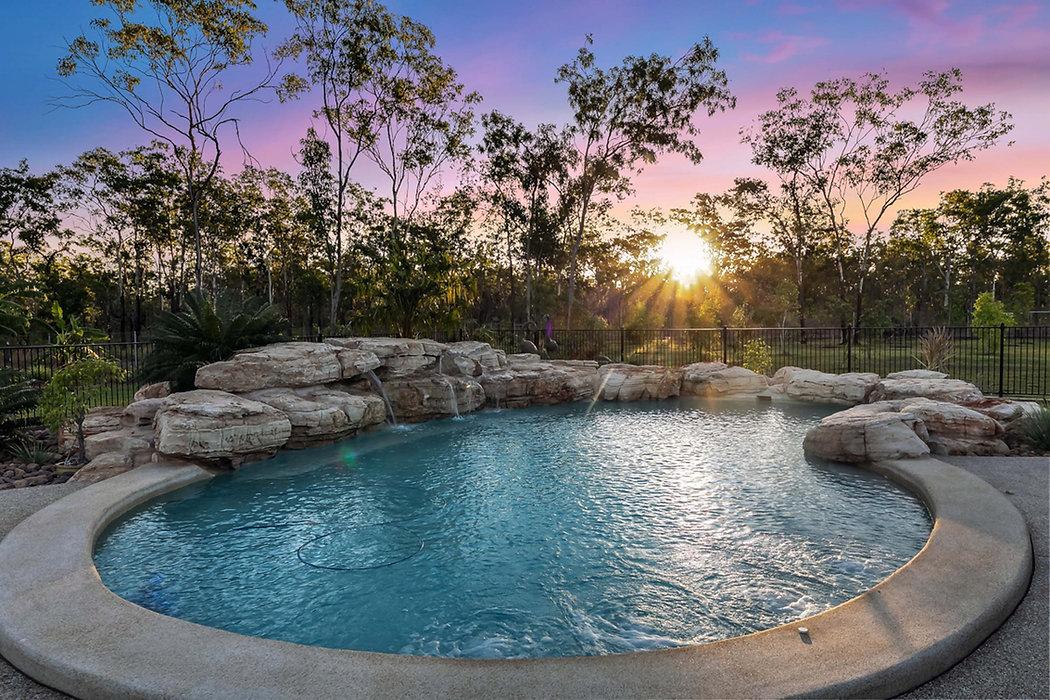 Girraween Build outdoor pool