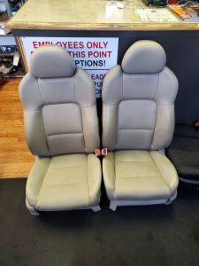2008 Outback XT front seats