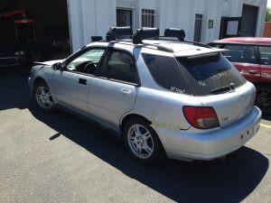 2003 Subaru WRX wagon LR