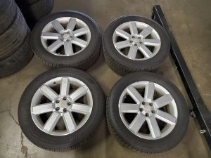2007 Outback wheel set