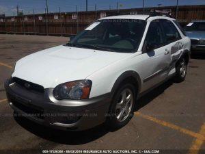 2004 Subaru Impreza Outback Sport LF
