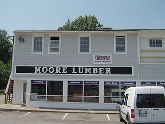 Moore Lumber & Hardware, Ayer MA
