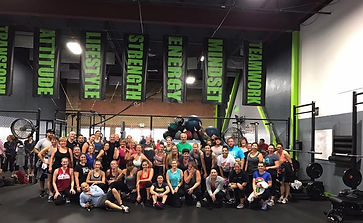 5280 Fitness Group HIIT Class