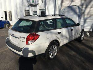 2009 Subaru Outback RR