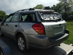 2005 Subaru Outback 2.5i lr