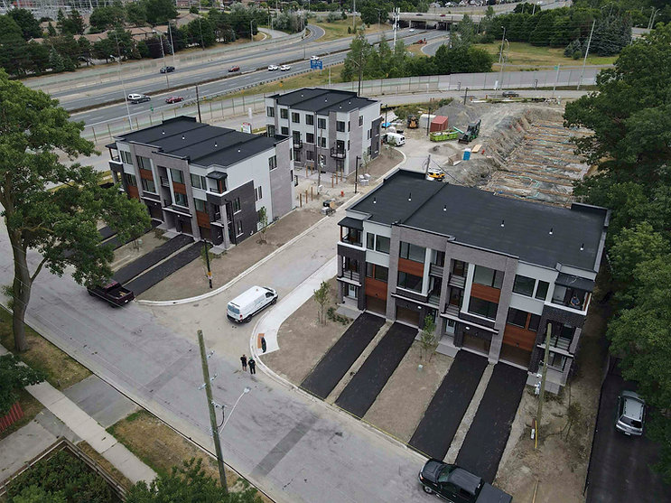 mod towns development