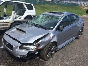 2016 Subaru WRX front left