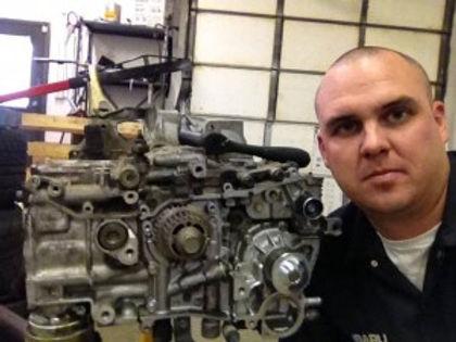 Allen Stewart - Used Subaru Parts Seller