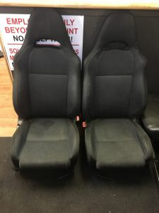 2004 WRX wagon front seats