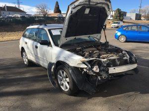 2009 Subaru Outback RF