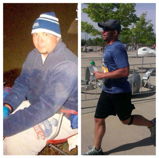 Rob loses over 100lbs and starts training others!