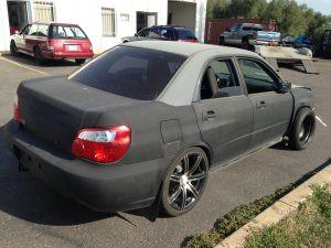 2005 Subaru WRX hawkeye RR
