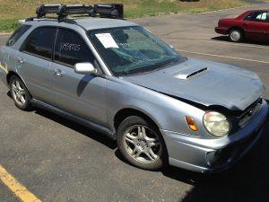 2003 Subaru WRX wagon RF