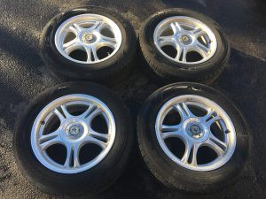 2008 forester wheels