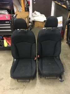 2015 crosstrek front seats