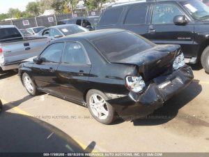 2004 Subaru WRX sedan LR