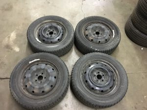 2010 Impreza hatch wheels and tires