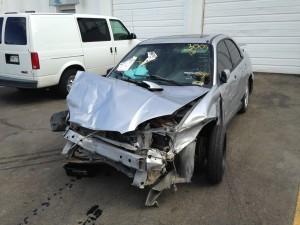 2004 Subaru WRX sedan front