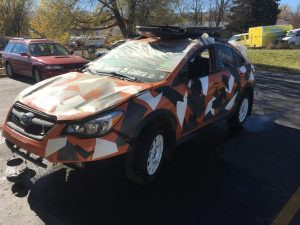2015 crosstrek front left