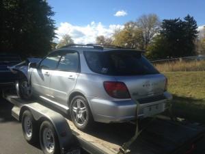 2002 WRX wagon LR