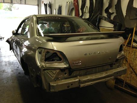 Complete part out 2005 Subaru WRX sedan automatic transmission 54K