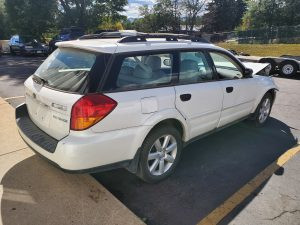 2006 Outback right rear