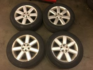 2007 Outback wheels and tires