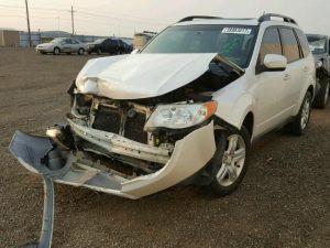 2009 Subaru Forester X Premium 161K 2.5l auto complete PART OUT
