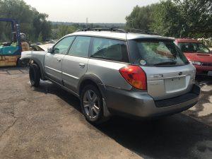 2005 Subaru outback left rear