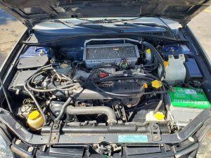 2002 WRX wagon engine bay
