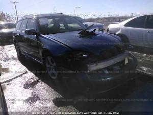 2005 Subaru Legacy GT Wagon RF
