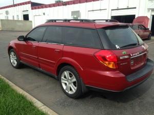 2005 Subaru Outback XT lr