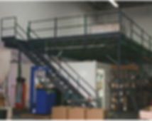 Summit Equipment, mezzanines, mezzanine