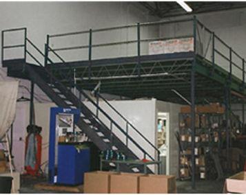 Summit Equipment, mezzanines, mezzanine